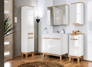 Najczęściej wybierane szafki pod umywalkę
